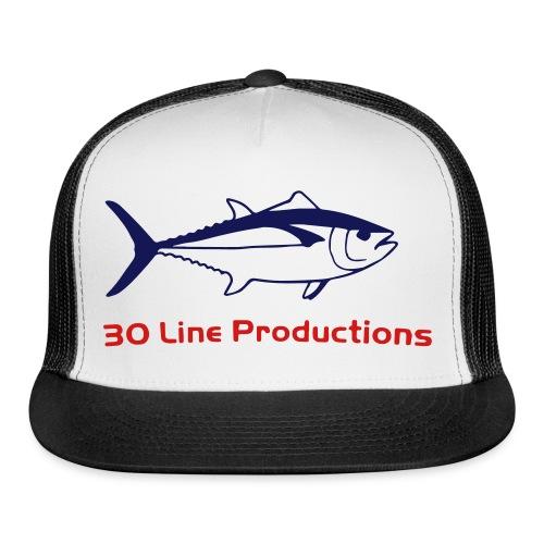 30 Line Hat - Trucker Cap