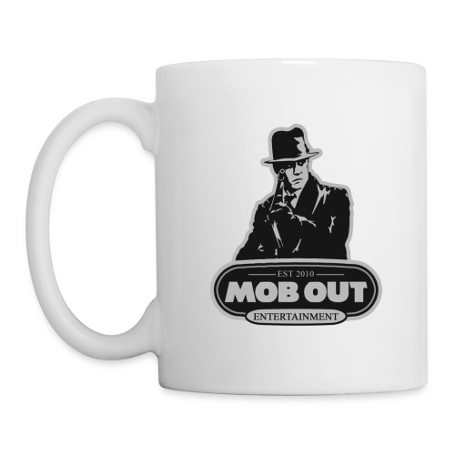 MOB OUT ENT. MALE LOGO COFFEE MUG - Coffee/Tea Mug