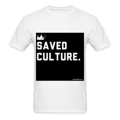 Saved culture - Men's T-Shirt