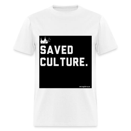Saved culture - Men's T-Shirt