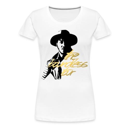 Women's Boundless Tee  - Women's Premium T-Shirt