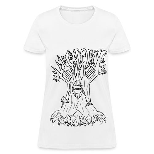 Vision 2 Victory - Women's T-Shirt