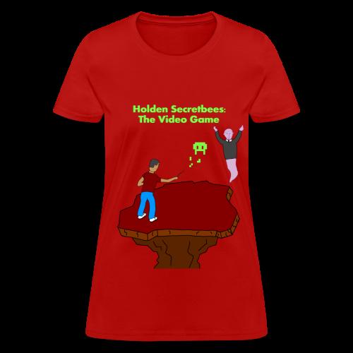 Holden the Video Game T-Shirt - Women's T-Shirt