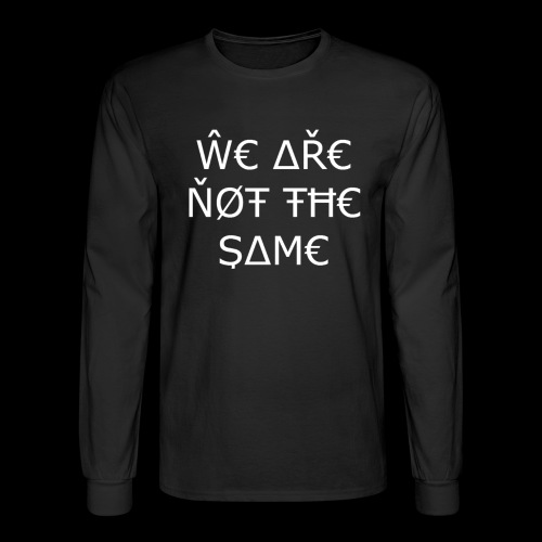 Men's Long Sleeve T-Shirt