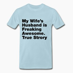 Awesome Husband T-Shirts