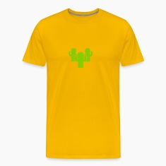 3 colorful many pattern design cool cactus dancing T-Shirts