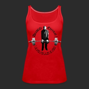 DEADLIFT ETERNAL - Women's Premium Tank Top