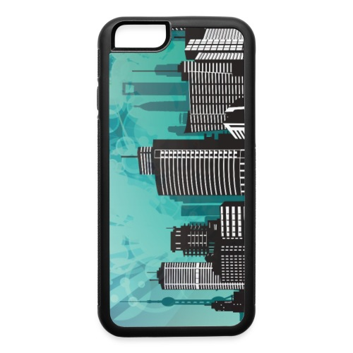 Eagle City iPhone 6 Case! - iPhone 6/6s Rubber Case