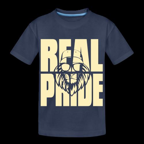 Kids Lion Head Tee - Kids' Premium T-Shirt