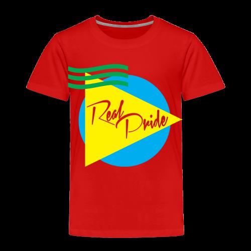 Toddler Retro Tee - Toddler Premium T-Shirt