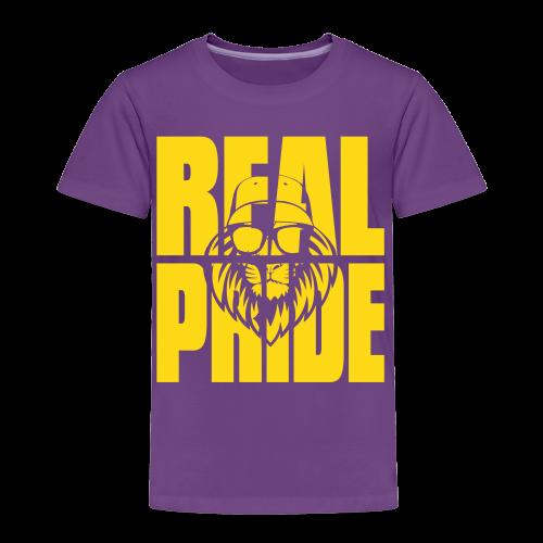 Toddler Lion Head Tee - Toddler Premium T-Shirt