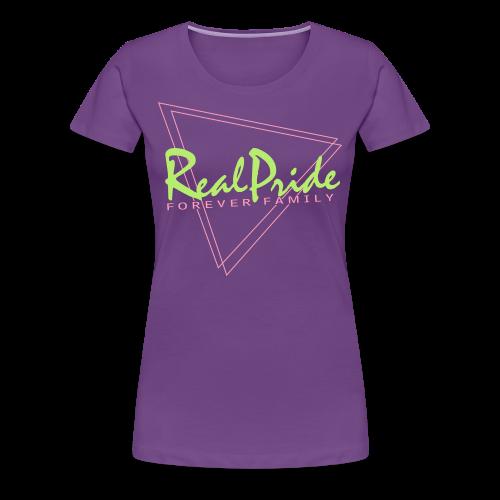 Woman's Retro Tee - Women's Premium T-Shirt