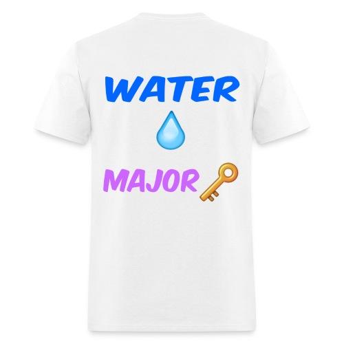 Men's Water Major Key - Men's T-Shirt