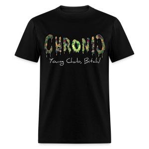 Chronic Logo - Men's T-Shirt