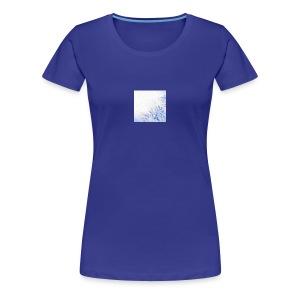 flower dream two - Women's Premium T-Shirt