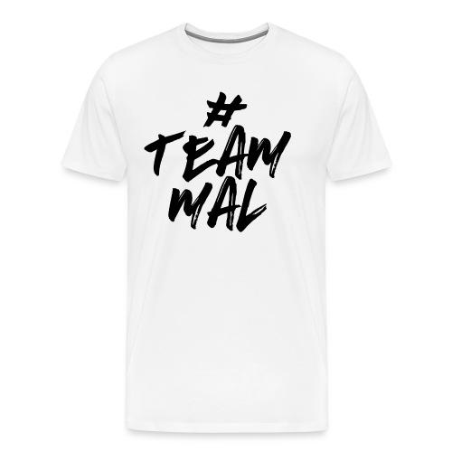 Male # Team Mal - Men's Premium T-Shirt