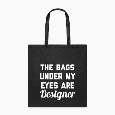 Designer Bags Funny Quote Bags & backpacks