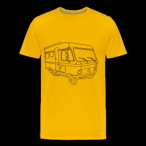 Caravan (mobile home) - Men's Premium T-Shirt
