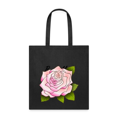 Pretty Pink rose Bag - Tote Bag