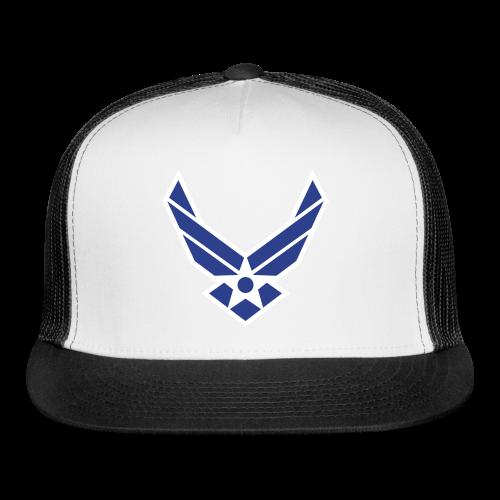 Bone Air Force - Trucker Cap