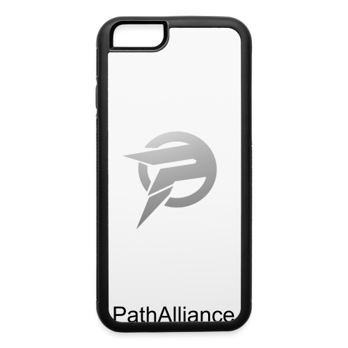 path iphone6 case - iPhone 6/6s Rubber Case