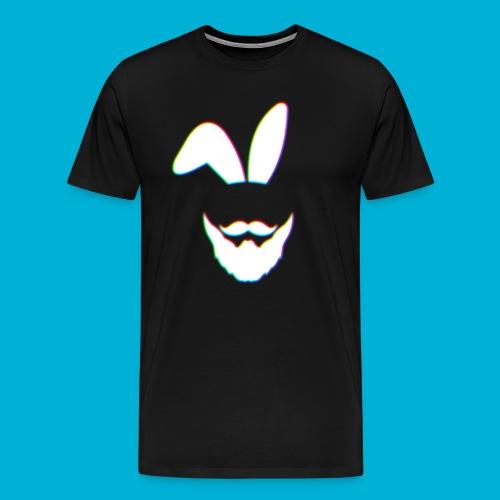 BeardedRabbitt T-Shirt - Men's Premium T-Shirt