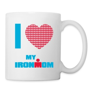 I Heart My Ironmom Coffee/Tea Mug - Coffee/Tea Mug