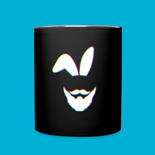 BeardedRabbitt Mug - Full Color Mug