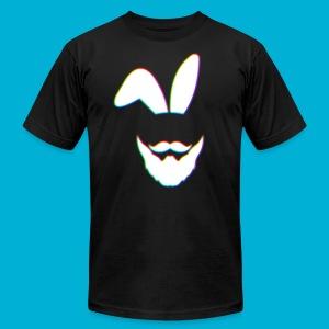 Men's BeardedRabbitt T-Shirt by American Apparel - Men's Fine Jersey T-Shirt
