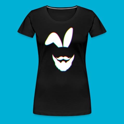 Women's BeardedRabbitt T-Shirt - Women's Premium T-Shirt