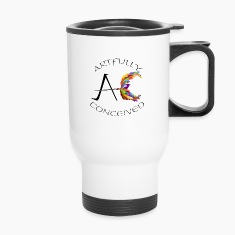 AC Artfully Conceived Mugs & Drinkware