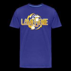 Lame Bound - Men's Premium T-Shirt