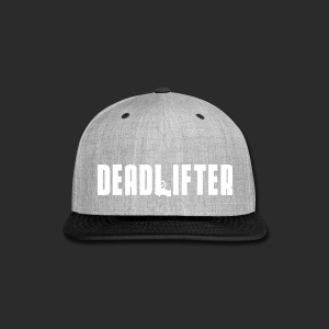 DEADLIFTER SNAPBACK - Snap-back Baseball Cap