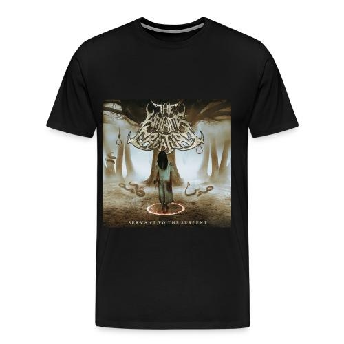 Servant to the Serpent  - Men's Premium T-Shirt
