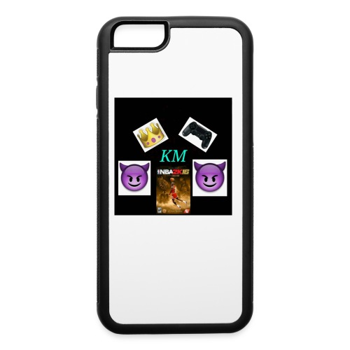 KingMitchell Case - iPhone 6/6s Rubber Case