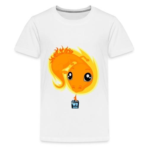 Kids Premium WB's Fire Dragon T-Shirt - Kids' Premium T-Shirt