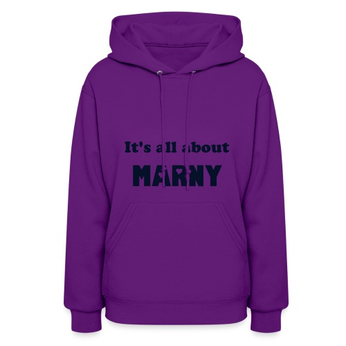 It's all about Marny - Women's Hoodie
