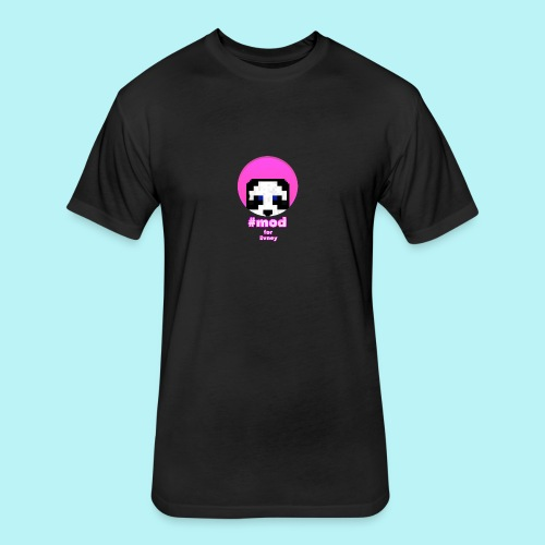 Blizzgamer_v2 - Fitted Cotton/Poly T-Shirt by Next Level