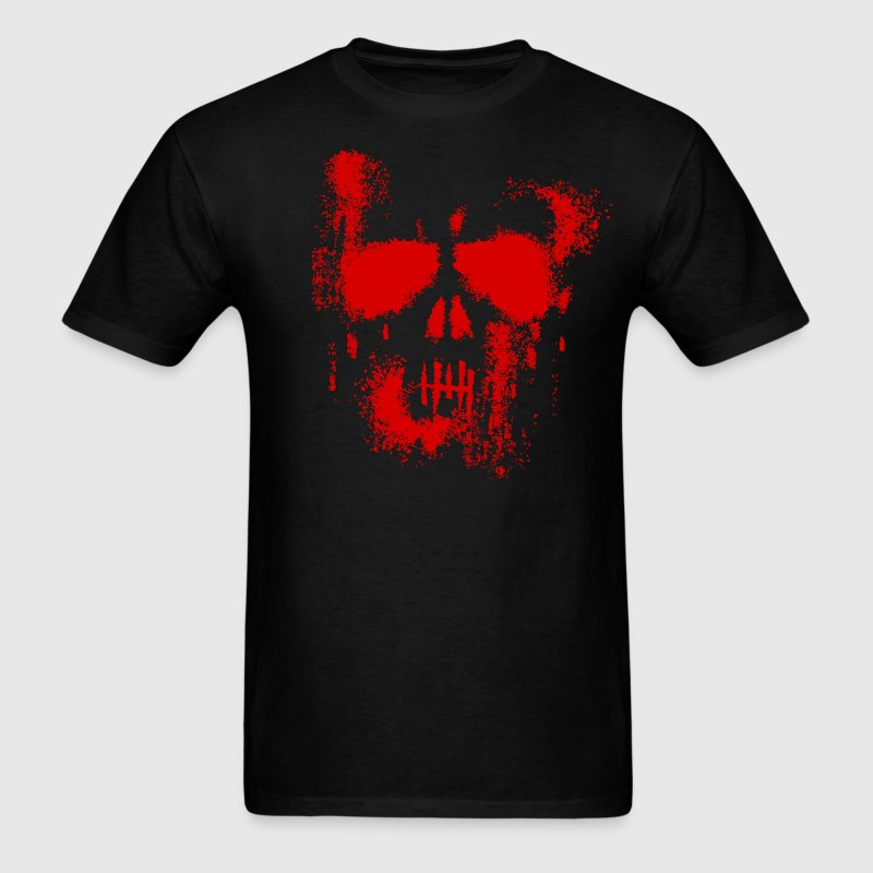 Skull Dust Punisher - BLOOD - Men's T-Shirt