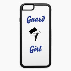 Guard Girl Iphone Case