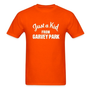 Just a Kid from Garvey Park - Men's T-Shirt