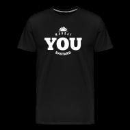 T-Shirts ~ Men's Premium T-Shirt ~ Monday you bastard