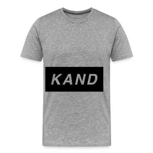 Kand T-Shirt - Men's Premium T-Shirt
