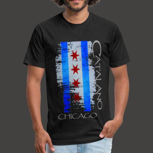 Catalano Chicago Edition - Fitted Cotton/Poly T-Shirt by Next Level