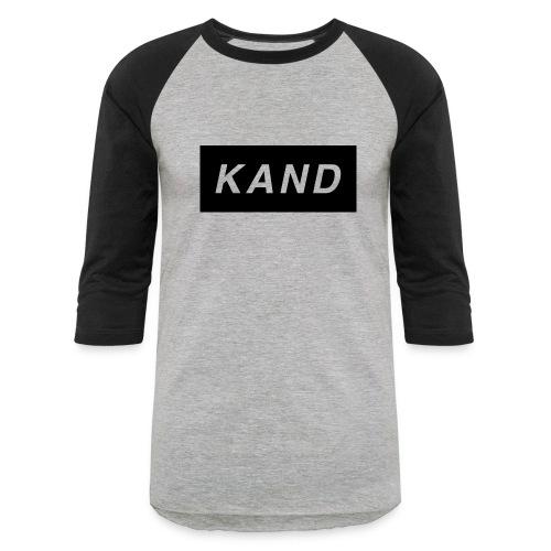 Kand Quarter sleeve - Baseball T-Shirt