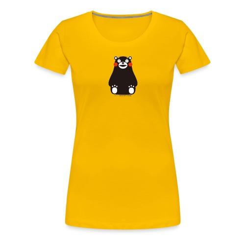 Kumamon - Women's Premium T-Shirt