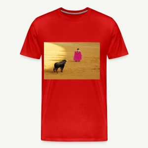 Bullfight Man's tee - Men's Premium T-Shirt