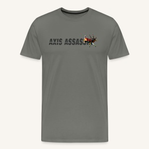 Axis Assassin Men's Tee - Men's Premium T-Shirt
