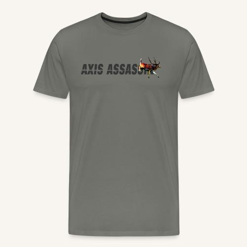 Axis Assassin Men's Tee - Men's Premium T-Shirt