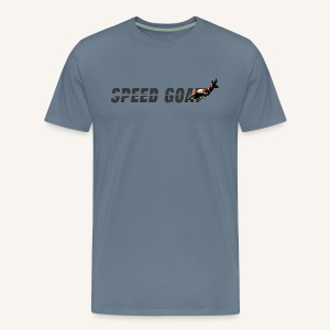 Speed Goat Men's Tee - Men's Premium T-Shirt